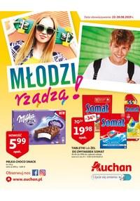 Gazetka promocyjna Auchan, ważna od 22.08.2019 do 28.08.2019.