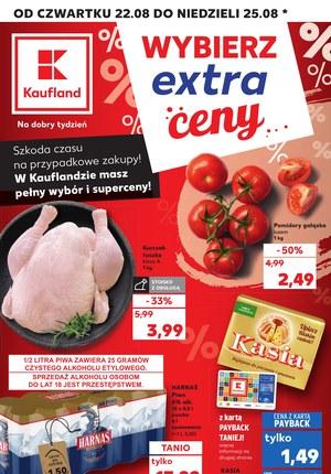 Gazetka promocyjna Kaufland - Wybierz extra ceny
