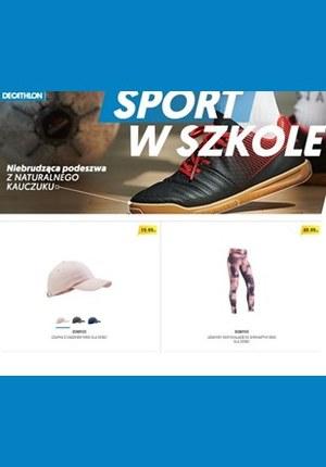 Gazetka promocyjna Decathlon, ważna od 21.08.2019 do 15.09.2019.