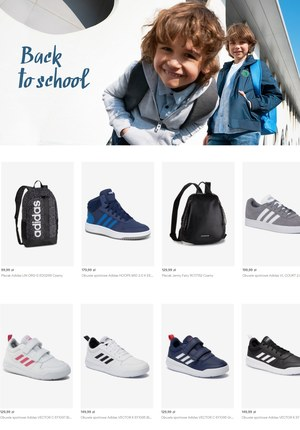 Gazetka promocyjna CCC - Back to school