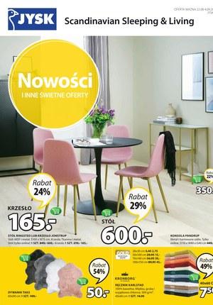 Gazetka promocyjna Jysk, ważna od 22.08.2019 do 04.09.2019.