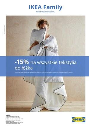 Gazetka promocyjna IKEA, ważna od 23.08.2019 do 01.10.2019.