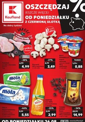 Gazetka promocyjna Kaufland, ważna od 26.08.2019 do 28.08.2019.