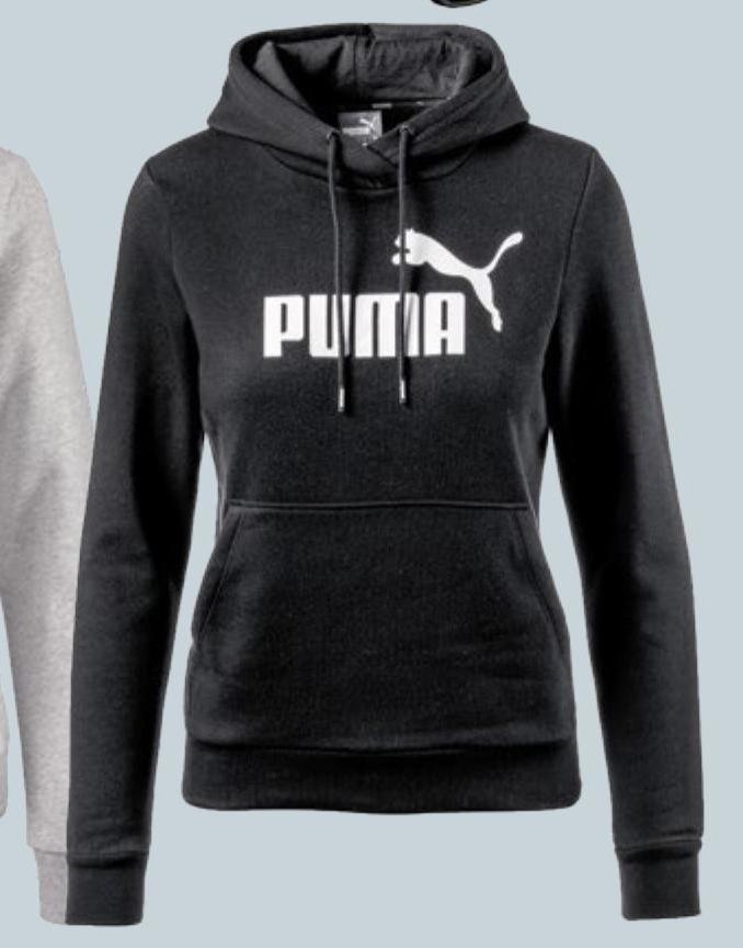 Bluza z kapturem Puma niska cena