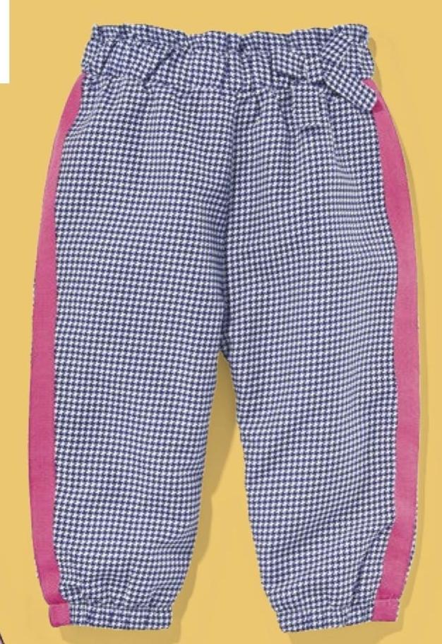 Dziewczęca spodnie  niska cena