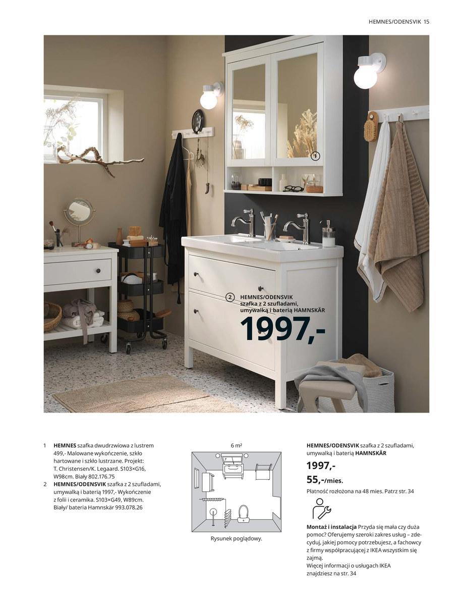 Gazetka Ikea łazienki 2020 29 08 2019 31 07 2020 Lub