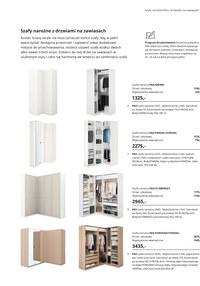 Gazetka promocyjna IKEA - Szafy 2020