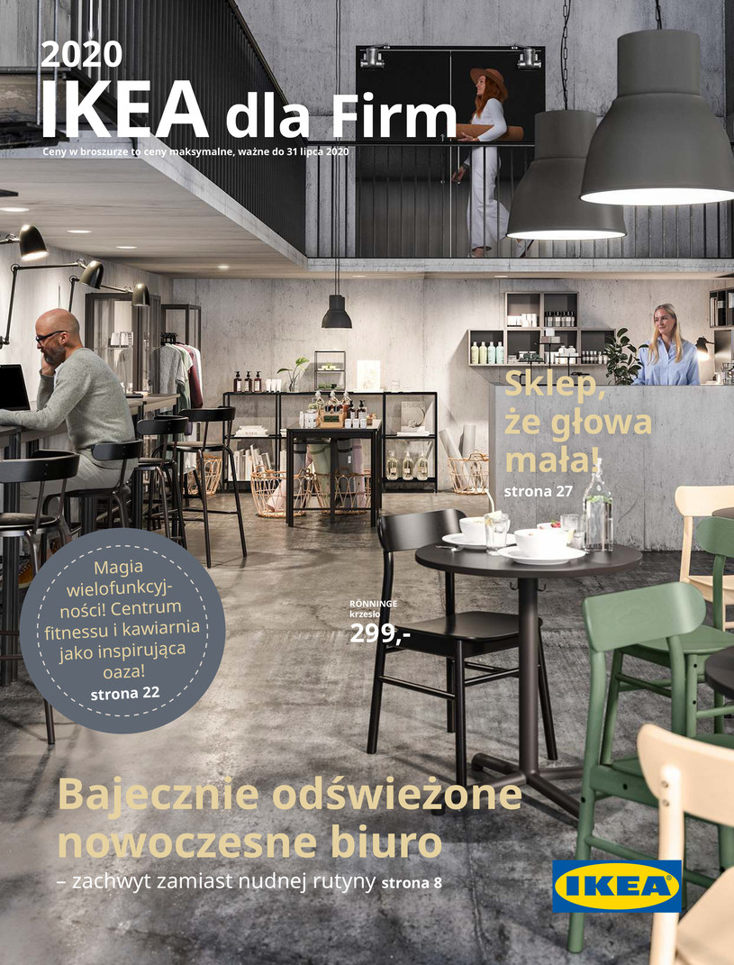 Gazetka promocyjna IKEA - ważna od 29. 08. 2019 do 31. 07. 2020