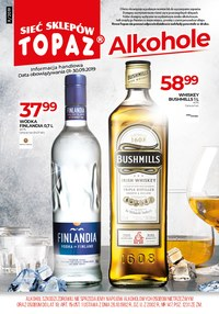 Gazetka promocyjna Topaz, ważna od 01.09.2019 do 30.09.2019.
