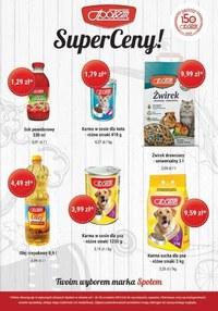 Gazetka promocyjna Społem PSS w Bełchatowie  - Super ceny - ważna do 30-09-2019