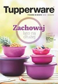 Gazetka promocyjna Tupperware, ważna od 02.09.2019 do 29.09.2019.