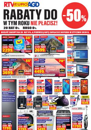 Gazetka promocyjna RTV EURO AGD, ważna od 30.08.2019 do 30.09.2019.