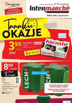 Gazetka promocyjna Intermarche Super, ważna od 03.09.2019 do 09.09.2019.