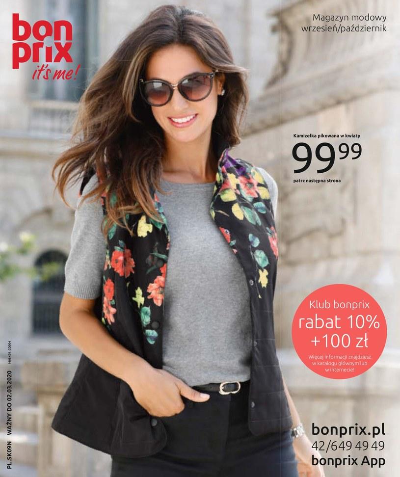BonPrix: 6 gazetki