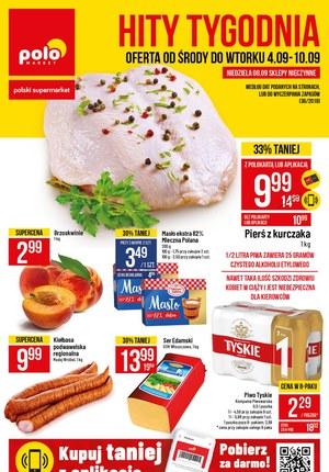 Gazetka promocyjna POLOmarket, ważna od 04.09.2019 do 10.09.2019.