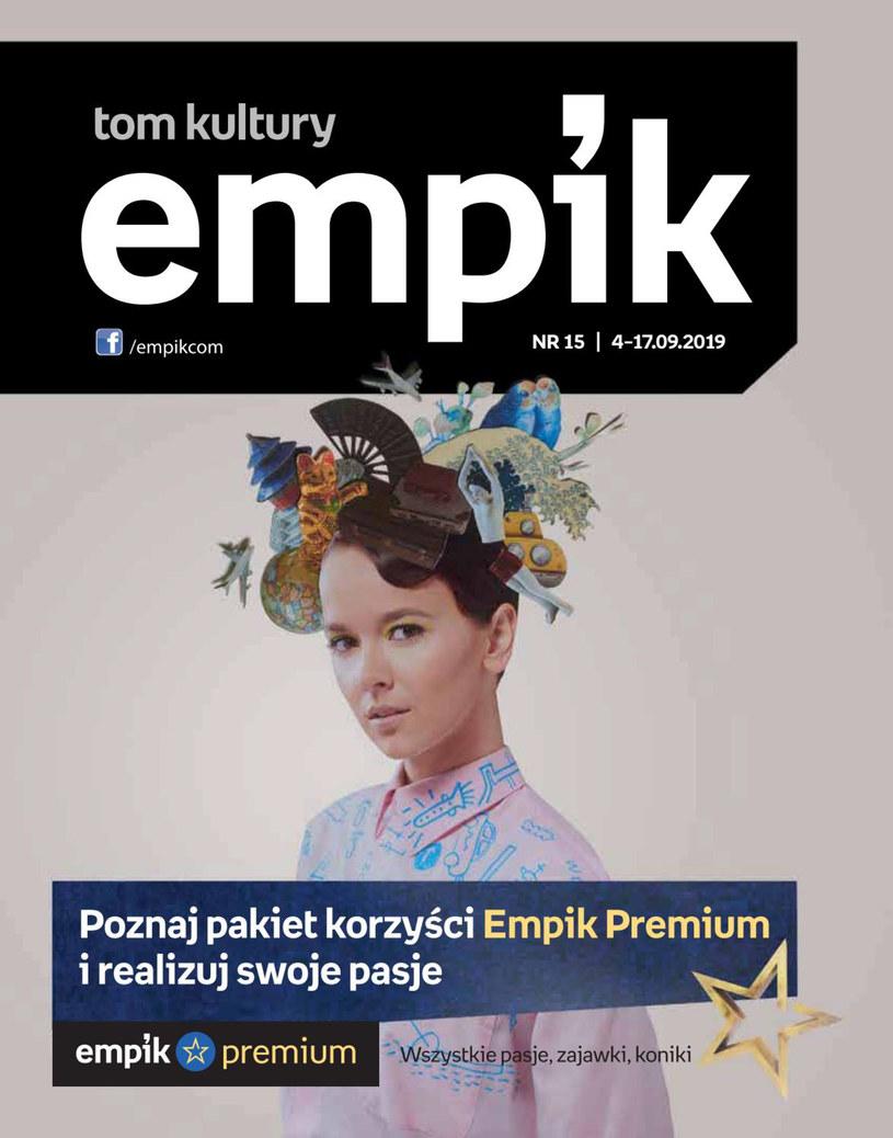 Gazetka promocyjna EMPiK - ważna od 04. 09. 2019 do 17. 09. 2019