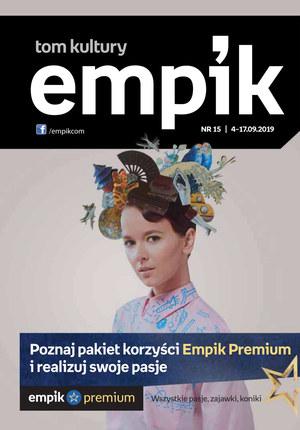 Gazetka promocyjna EMPiK, ważna od 04.09.2019 do 17.09.2019.