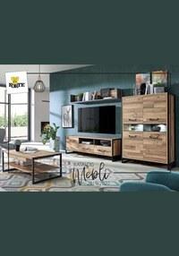 Gazetka promocyjna Forte - Meble - ważna do 31-12-2020