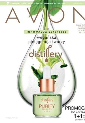 Gazetka promocyjna Avon, ważna od 17.10.2019 do 06.11.2019.