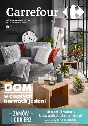 Gazetka promocyjna Carrefour, ważna od 10.09.2019 do 21.09.2019.