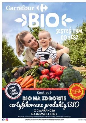 Gazetka promocyjna Carrefour, ważna od 10.09.2019 do 29.09.2019.