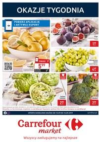 Gazetka promocyjna Carrefour Market - Okazje tygodnia - ważna do 16-09-2019