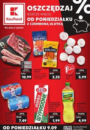 Gazetka promocyjna Kaufland - Od poniedziałku z czerwoną ulotką