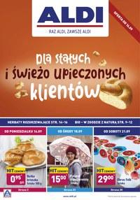 Gazetka promocyjna Aldi, ważna od 16.09.2019 do 22.09.2019.