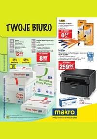 Gazetka promocyjna Makro Cash&Carry - Twoje Biuro