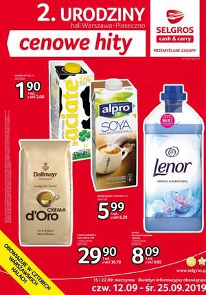 Gazetka promocyjna Selgros Cash&Carry - Gazetka promocyjna