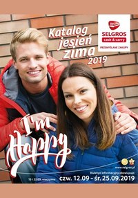 Gazetka promocyjna Selgros Cash&Carry - Katalog jesień-zima - ważna do 25-09-2019