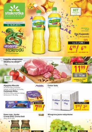 Gazetka promocyjna Stokrotka Supermarket - Gazetka promocyjna
