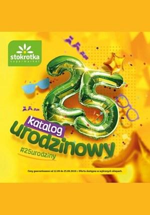 Gazetka promocyjna Stokrotka Supermarket, ważna od 12.09.2019 do 25.09.2019.
