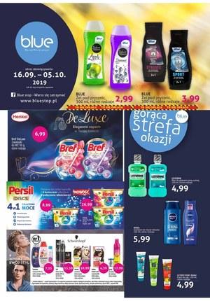 Gazetka promocyjna Blue Stop, ważna od 16.09.2019 do 05.10.2019.