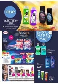 Gazetka promocyjna Blue Stop - Gazetka promocyjna - ważna do 05-10-2019