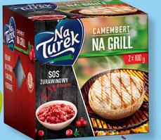 Ser camembert na grill naturek niska cena