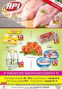 Gazetka promocyjna Api Market, ważna od 11.09.2019 do 17.09.2019.