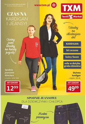 Gazetka promocyjna Textil Market, ważna od 11.09.2019 do 24.09.2019.