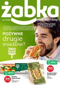 Gazetka promocyjna Żabka - Gazetka promocyjna - ważna do 24-09-2019