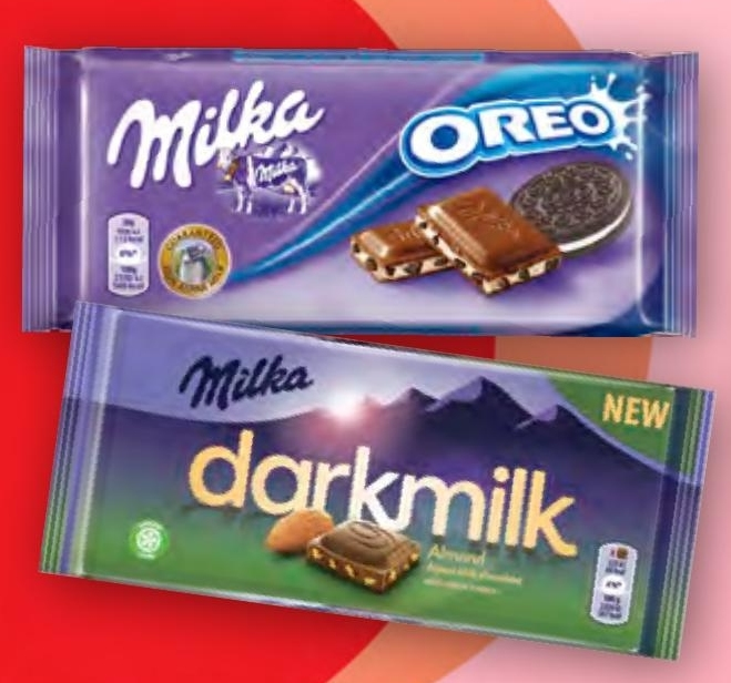 Czekolada Milka niska cena