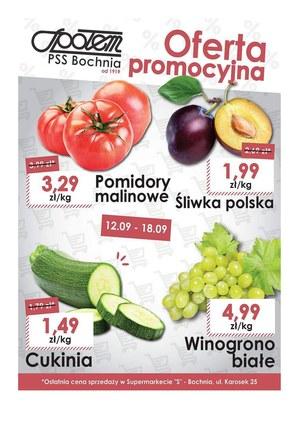 Gazetka promocyjna PSS Bochnia - Oferta promocyjna