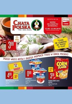 Gazetka promocyjna Chata Polska - Jeszcze więcej hitów