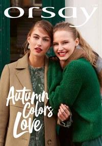 Autumn Colors Love