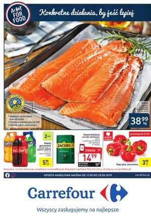 Gazetka promocyjna Carrefour, ważna od 17.09.2019 do 29.09.2019.