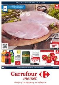 Gazetka promocyjna Carrefour Market, ważna od 17.09.2019 do 29.09.2019.
