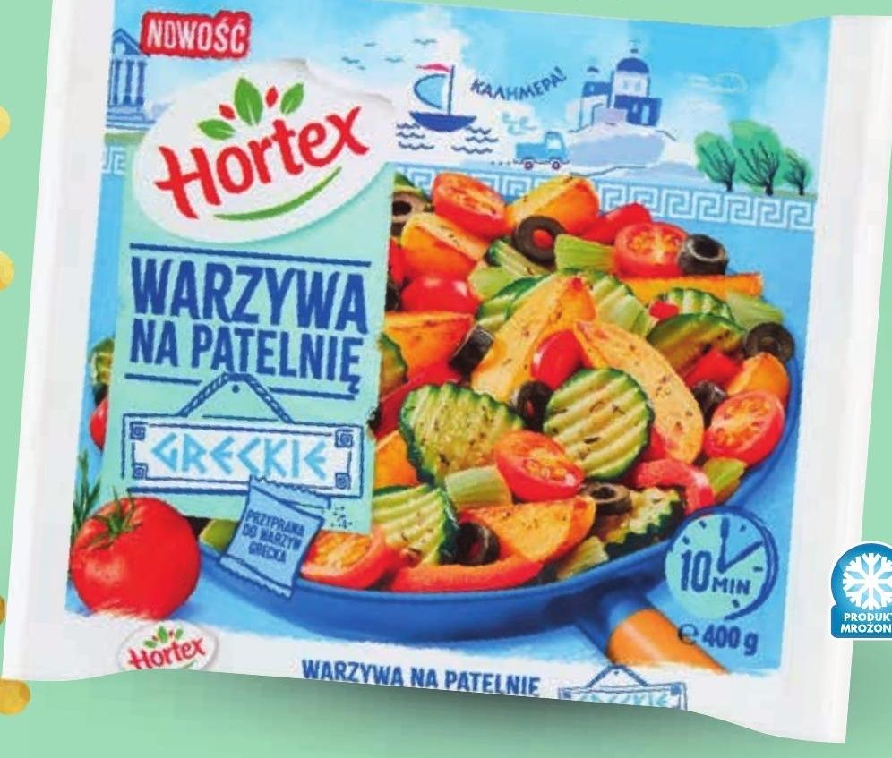 Warzywa na patelnię Hortex niska cena