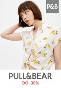 Gazetka promocyjna Pull&Bear - Do -30% - ważna do 30-09-2019