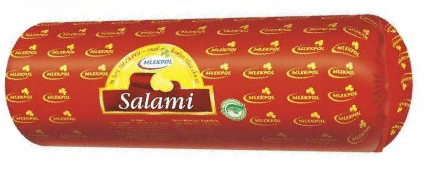 Ser żółty Salami Zambrowski niska cena