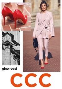Gazetka promocyjna CCC - Nowa kolekcja Gino Rossi - ważna do 30-09-2019
