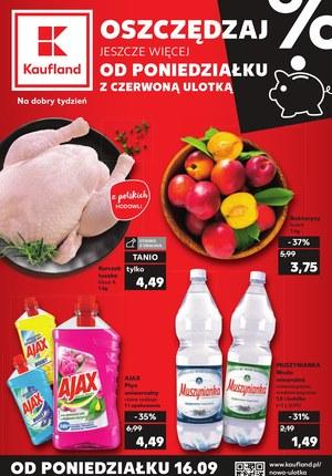 Gazetka promocyjna Kaufland, ważna od 16.09.2019 do 18.09.2019.
